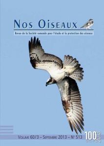 Nos Oiseaux cover September 2013