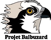 Logo projet balbuzard