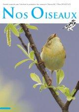 Couverture Nos Oiseaux mars 2016