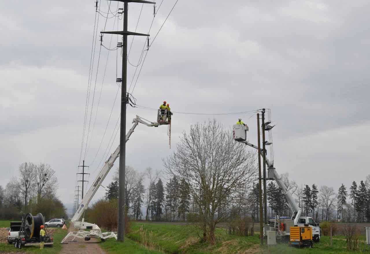 Reparation de pylone 6 5 avril 2016