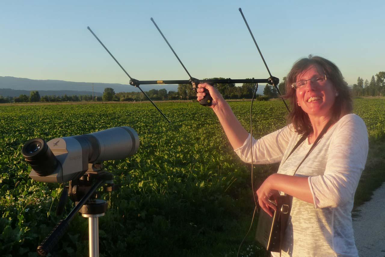 Christelle Mugny telemetry Bellechasse