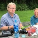 Denis Landenbergue and Hegge Aae