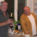 Michel Beaud and Adrian Aebischer