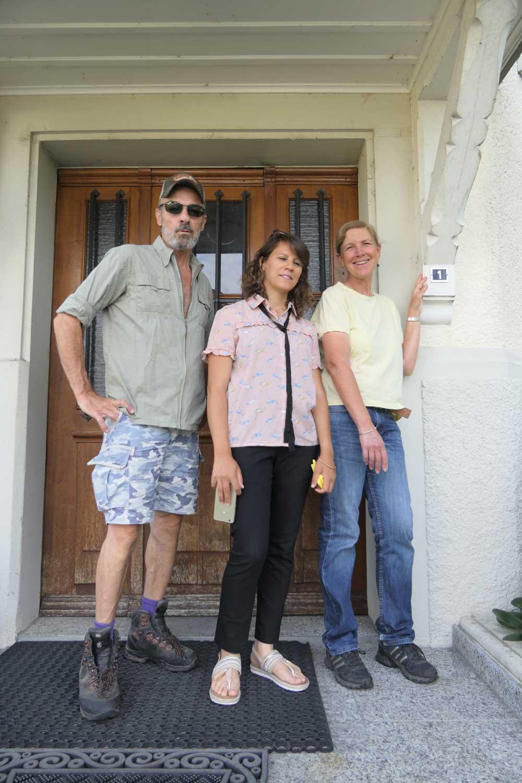 Pierre-Luc Pahud, Nadjiba Bendjedda & Wendy Strahm