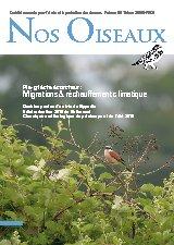 Nos Oiseaux journal mars 2019