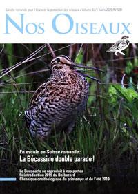 Nos Oiseaux couverture mars 2020