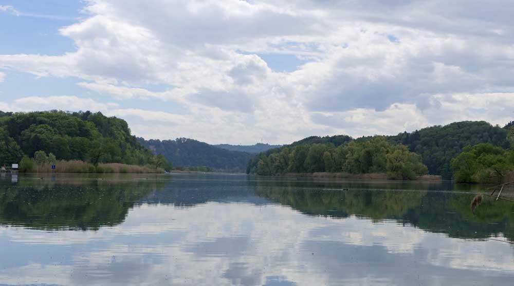 Niederried reservoir