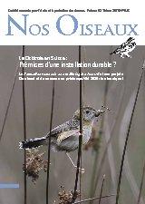 Nos Oiseaux couverture mars 2021