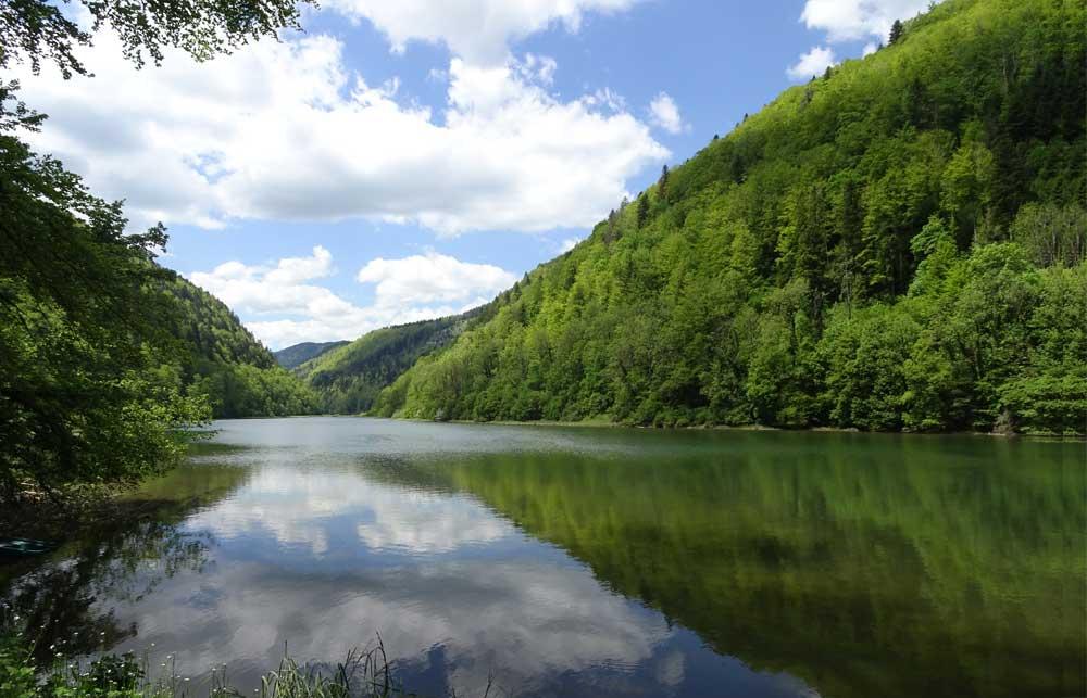 La Goule, Doubs, Jura, Switzerland